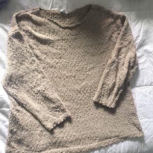 Marled lightweight summer sweater, J Jill
